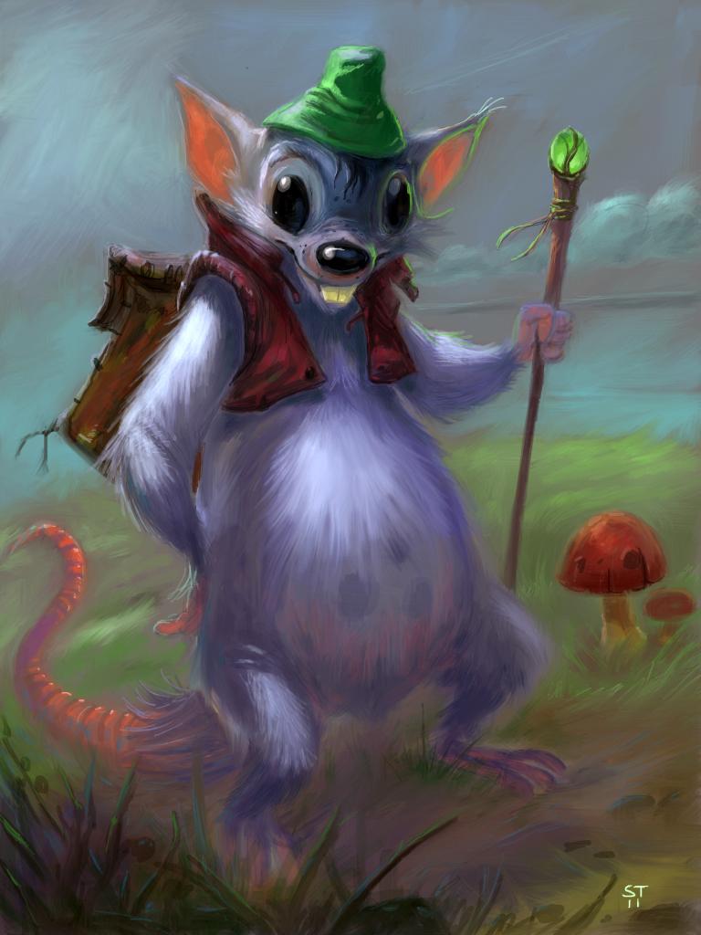 Adventure Rat