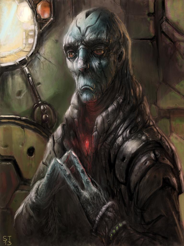 Alien Ambassador 9